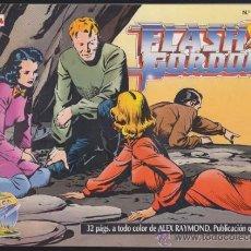Cómics: FLASH GORDON 14, ALEX RAYMOND - EDICION HISTORICA TEBEOS EDICIONES B. Lote 34720256