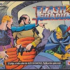Cómics: FLASH GORDON 9, ALEX RAYMOND - EDICION HISTORICA TEBEOS EDICIONES B. Lote 34720261