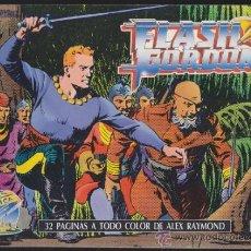 Cómics: FLASH GORDON 8, ALEX RAYMOND - EDICION HISTORICA TEBEOS EDICIONES B. Lote 34720265