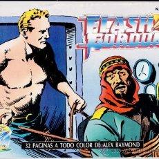 Cómics: FLASH GORDON 7, ALEX RAYMOND - EDICION HISTORICA TEBEOS EDICIONES B. Lote 34720271