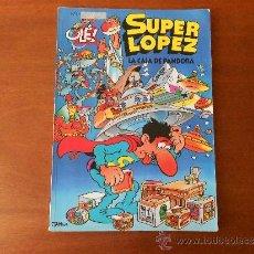 Fumetti: SUPER LÓPEZ, COL. OLÉ Nº 8 EDICIONES B.. Lote 34943307
