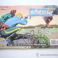 Cómics: FLASH GORDON Nº 16 EDICION HISTORICA 36 PAGINAS COLOR 21X30 CM EDICIONES B 1988 E3X3. Lote 34991226