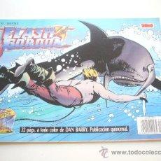 Cómics: FLASH GORDON Nº 41 EDICION HISTORICA 21X30 CM EDICIONES B 1988 E11X1. Lote 35016678