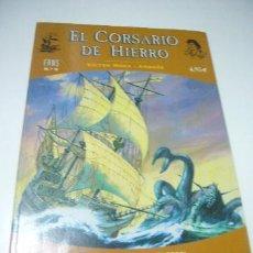 Cómics: EL CORSARIO DE HIERRO. NÚMERO 5 COLECCIÓN FANS. EDICIONES B. . Lote 35150614