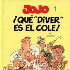 Cómics: JOJO - ¡QUE DIVER ES EL COLE!. Lote 35194826