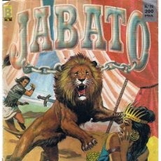 Cómics: JABATO Nº70 - EDICIONES B AÑO 1987 . Lote 35213751