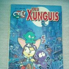 Cómics: LOS XUNGUIS Nº 11 OLE EDICIONES B 1995 RAMIS Y CERA. Lote 35223338