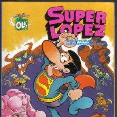 Cómics: SUPER LOPEZ Nº 1. 3º EDICION. LITERACOMIC. C1. Lote 35231174