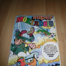 Cómics: SUPER MORTADELO Nº 35 EDICIONES B 1987 PROCEDE DE RETAPADO . Lote 35304891