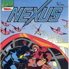 Cómics: NEXUS Nº 1. Lote 35357920