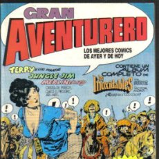 Cómics: GRAN AVENTURERO Nº 4. DRAGON COMICS, EDICIONES B.. Lote 35393645