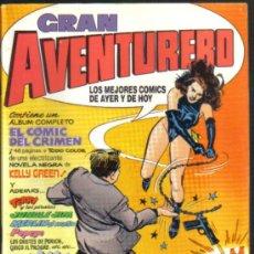 Cómics: GRAN AVENTURERO Nº 6. DRAGON COMICS, EDICIONES B.. Lote 35393803
