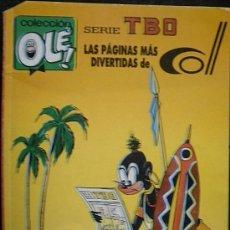 Cómics: TBO LAS PÁGINAS MÁS DIVERTIDAS Nº 412 VOL. 21 EDICIONES B, S.A . Lote 35406386