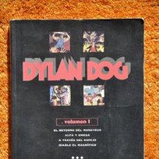 Cómics: DYLAN DOG - VOLUMEN 1. Lote 35523191