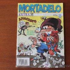 Cómics: MORTADELO EXTRA Nº 35, ED.B, CON DR. PACOSTEIN, SPORTY, ANACLETO, TOPOLINO, ALI-OLI, MUCHA,ARCHAS. Lote 35543468