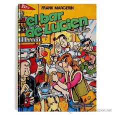 Cómics: FRANK MARGERIN - EL BAR DE LUCIEN - DRAGON COMICS / ED B 1990 - 1ª ED. Lote 43148106