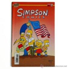 Cómics: SIMPSON CÓMICS ¡QUE ENTREN LOS PAYASOS! #24 / EL PEQUEÑO HOMEY #1 - BONGO/ED. B 1996. Lote 35538526