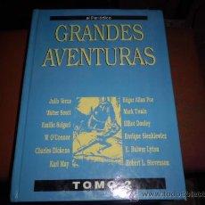 Cómics: GRANDES AVENTURAS TOMO 2 EL PERIODICO. Lote 35719386