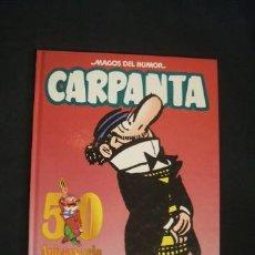 Cómics: MAGOS DEL HUMOR - Nº 61 - CARPANTA - 50 ANIVERSARIO - 1ª EDIC. 1995 - EDICIONES B -. Lote 35809354