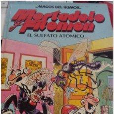 Cómics: MAGOS DEL HUMOR MORTADELO Y FILEMON. Lote 35921275