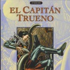 Cómics: EL CAPITÁN TRUENO.VICTOR MORA,FUENTES MAN,AMBROS. 6 TOMOS DEL 1 AL 6. . Lote 36359575