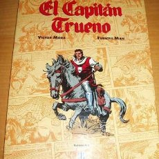 Cómics: TOMO EL CAPITAN TRUENO Nº 1 EDICIONES B. Lote 36413692