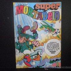Cómics: SUPER MORTADELO Nº 35 - 1988. Lote 36490123