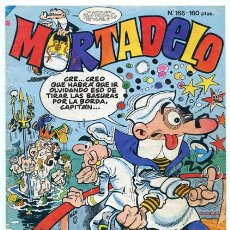 Fumetti: MORTADELO - Nº 166 - EDICIONES B - 1990. Lote 36767602