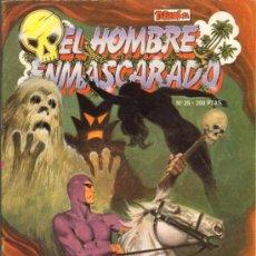 Cómics: TEBEOS-COMICS GOYO - HOMBRE ENMASCARADO - Nº 25 - PHANTOM - NUEVAS AVENTURAS - 1ª EDICION *EE99. Lote 36948840