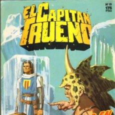 Cómics: TEBEOS-COMICS GOYO - CAPITAN TRUENO - Nº 19 - HISTORICA - AMBROS - 1ª EDICION *CC99. Lote 36949618