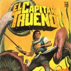 Cómics: TEBEOS-COMICS GOYO - CAPITAN TRUENO - Nº 18 - HISTORICA - AMBROS - 1ª EDICION *CC99. Lote 36949657