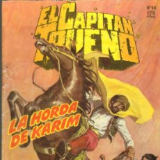 Cómics: TEBEOS-COMICS GOYO - CAPITAN TRUENO - Nº 14 - HISTORICA - AMBROS - 1ª EDICION *CC99. Lote 36949681