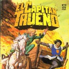 Cómics: TEBEOS-COMICS GOYO - CAPITAN TRUENO - Nº 12 - HISTORICA - AMBROS - 1ª EDICION *CC99. Lote 36949689
