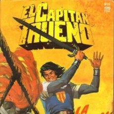 Cómics: TEBEOS-COMICS GOYO - CAPITAN TRUENO - Nº 11 - HISTORICA - AMBROS - 1ª EDICION *CC99. Lote 36949698