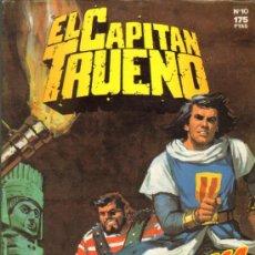 Cómics: TEBEOS-COMICS GOYO - CAPITAN TRUENO - Nº 10 - HISTORICA - AMBROS - 1ª EDICION *CC99. Lote 36949709