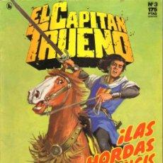 Cómics: TEBEOS-COMICS GOYO - CAPITAN TRUENO - Nº 3 - HISTORICA - AMBROS - 1ª EDICION *CC99. Lote 36949740