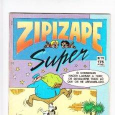 Cómics: REVISTA SUPER ZIPI Y ZAPE Nº 11 1987. Lote 36977787