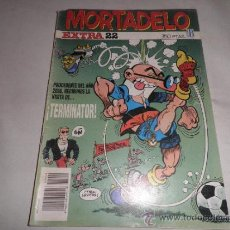 Cómics: MORTADELO EXTRA Nº 22 - EDICIONES B . Lote 37792762