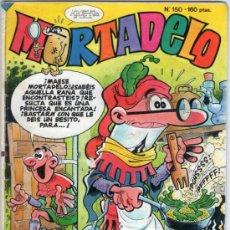 Cómics: MORTADELO - Nº 150 - EDICIONES B - AÑO 1990.. Lote 37199752