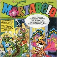 Comics - MORTADELO - Nº 73 - EDICIONES B - AÑO 1988. - 37200034