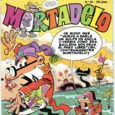 Cómics: MORTADELO - Nº 59 - EDICIONES B - AÑO 1988.. Lote 37200109