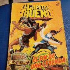 Cómics: EL CAPITAN TRUENO EDICION HISTORICA NUM. 116. Lote 37473271
