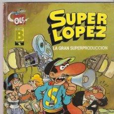 Cómics: SUPERLÓPEZ. EDICIONES B. 3 EDICIÓN. Nº 9. Lote 37451598