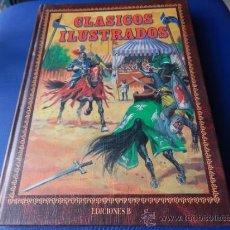 Cómics: CLASICOS ILUSTRADOS TOMO 10 - EDICIONES B 1992. Lote 37856154