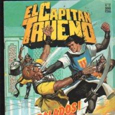 Cómics: EL CAPITAN TRUENO. Nº 117. EDICIONES B, GRUPO Z.. Lote 37930191