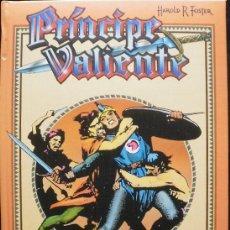 Cómics: PRÍNCIPE VALIENTE LOTE PACK COLECCIÓN COMPLETA 8 TOMOS DE HAROLD R FOSTER EDICION HISTORICA. Lote 38103877