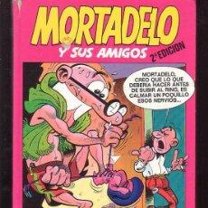 Cómics: MORTADELO Y SUS AMIGOS ( TOMO ) VER INFORMACION ADICIONAL -EDITA - EDICIONES B. Lote 38182093