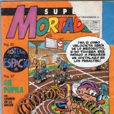 Comics - SUPER MORTADELO - Nº 96 - EDICIONES B - AÑO 1992. - 38209110