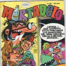 Cómics: MORTADELO - Nº 70 - EDICIONES B - AÑO 1988.. Lote 38345633