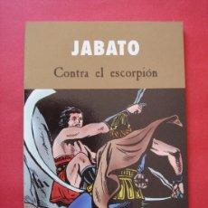 Cómics: JABATO, CONTRA EL ESCORPIÓN. AUTOR, VÍCTOR MORA. EDICIONES B, AÑO 2003. VER FOTOS. Lote 39517113